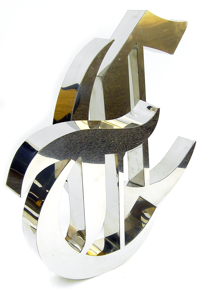 3d lettering manufacturers