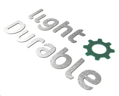 aluminium composite logos