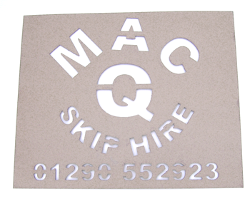 magnetic stencils