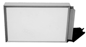 projecting sign trays
