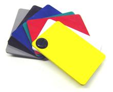 pvc lettering colours