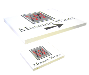 sign trays