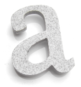 stone lettering