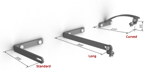 troughlight brackets